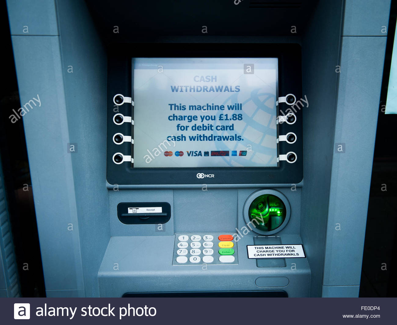Do You Know About Wells Fargo ATM Fee Charges